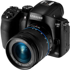 Samsung NX30 + 18-55/3,5-5,6 OIS