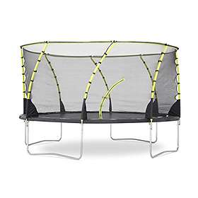 Plum Products Whirlwind Trampoline With Enclosure 366cm