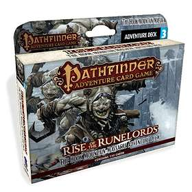 Paizo Pathfinder: Adventure Card Game: Rise Of The Runelords