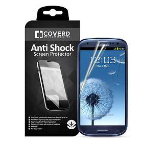 Coverd Anti-Shock Screen Protector for Samsung Galaxy S III