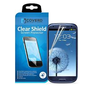 Coverd Clear Shield Screen Protector for Samsung Galaxy S III