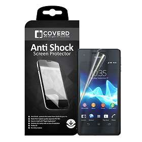 Coverd Anti-Shock Screen Protector for Sony Xperia V