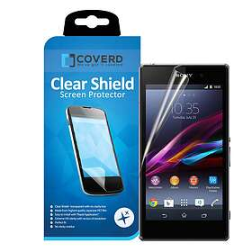 Coverd Clear Shield Screen Protector for Sony Xperia Z1