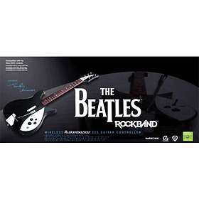 Electronic Arts Rock Band: Rickenbacker 325 Wireless Guitar (Xbox 360)