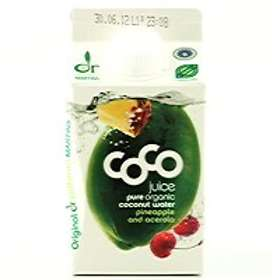 Dr. Antonio Martins Coco Juice Coconut Water Kartong 0,5l