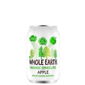Whole Earth Lightly Sparkling Organic Apple Burk 0,33l