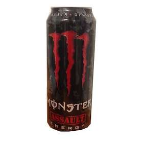 Monster Energy Assault Burk 0,5l