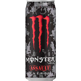 Monster Energy Assault Burk 0,5l 24-pack