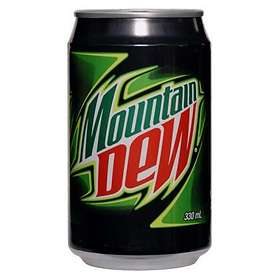 Mountain Dew Burk 0,355l 24-pack