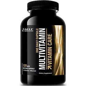 Self Omninutrition Multi Vitamin Daily Care 120 Tabletter