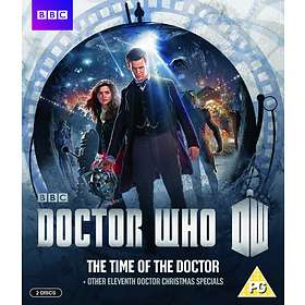 Doctor Who: The Time of the Doctor + Eleventh Doctor Christmas Specials (UK)
