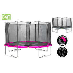 Exit Twist All-in with Safety Net 366cm