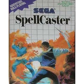 Spell Caster (Master System)