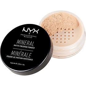 NYX Mineral Matte Finishing Powder 8g