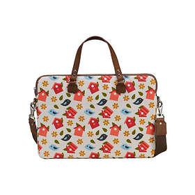 """Goji Birdhouse Laptop Bag 16"""""""