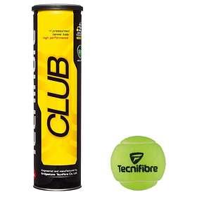 Tecnifibre Club (4 balles)