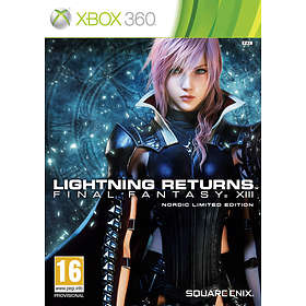 Lightning Returns: Final Fantasy XIII - Nordic Limited Edition