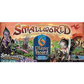Days of Wonder Small World: 6-Player Board (exp.)