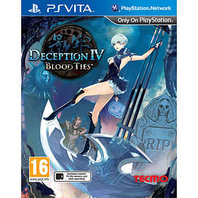 Deception IV: Blood Ties