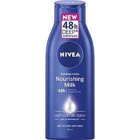 Nivea Rich Nourishing Milk Body Moisturiser 400ml