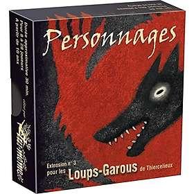 Asmodée Werewolves of Miller's Hollow: Characters (exp.)