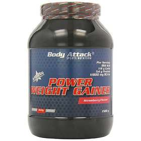 Find The Best Price On Body Attack Power Weight Gainer 15kg