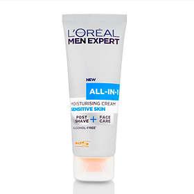 L'Oreal Men Expert All-in-1 Moisturizing Cream Sensitive Skin 75ml