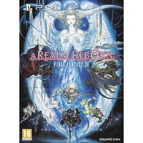 Final Fantasy XIV Online: A Realm Reborn - Collector's Edition