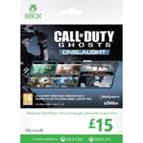 Microsoft Xbox Gift Card - £15 - CoD Ghosts: Onslaught Edition