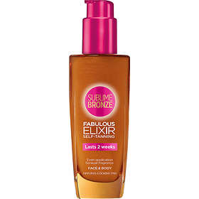 L'Oreal Sublime Bronze Self Tanning Elixir 100ml