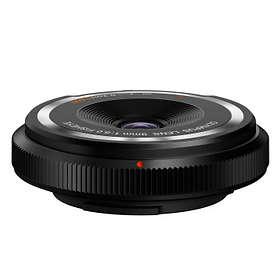 Olympus 9/8,0 Fisheye Body Cap Lens