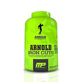 Musclepharm Iron Cuts Arnold Series 120 Capsules
