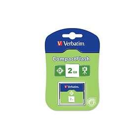 Verbatim Compact Flash 2GB