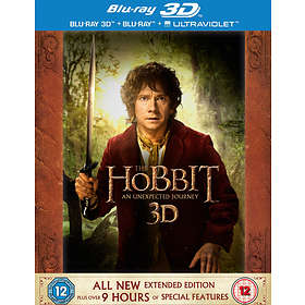The Hobbit: An Unexpected Journey - Extended Edition (3D) (UK)