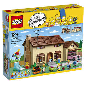 LEGO Les Simpson 71006 La maison des Simpson