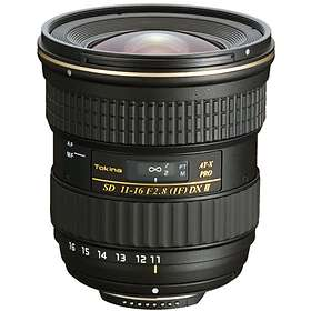 Tokina AT-X Pro 11-16/2.8 DX II for Sony