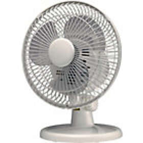 Argos Value Range Oscillating Desk Fan