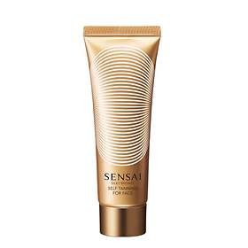 Kanebo Sensai Silky Bronze Self Tanning For Face 50ml