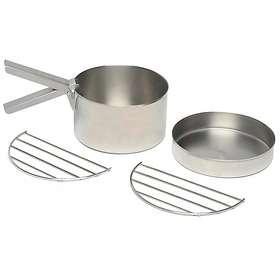 Kelly Kettle S/Steel Cook Set Large