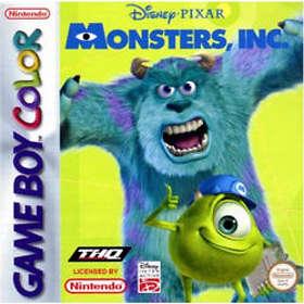 Monsters, Inc. (GBC)