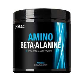Self Omninutrition Amino Beta-Alanine 0,2kg