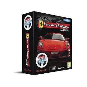 Ferrari Challenge: Trofeo Pirelli (inkl. Ratt) (Wii)