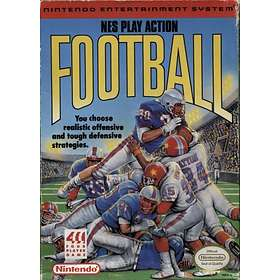 NES Play Action Football (USA) (NES)