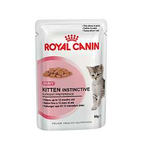 Royal Canin FHN Instinctive Kitten Gravy 12x0,085kg