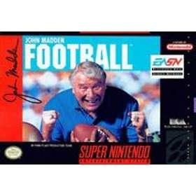 John Madden Football 93 (USA) (SNES)