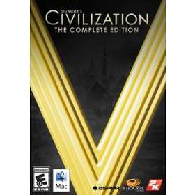 Civilization V - Complete Edition (Mac)