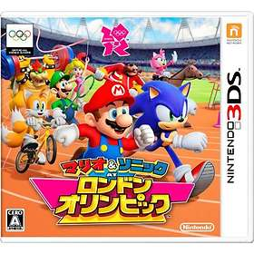 Mario & Sonic at the London 2012 Olympic Games (Japan-import)