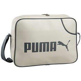 acf9ed60b11 Find the best price on Puma Campus Reporter Bag (070391) | Compare ...