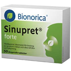 Bionorica Sinupret Forte 50 Tabletter