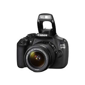 Find The Best Price On Canon Eos 1200d 18 5535 56 Is Ii Dslr